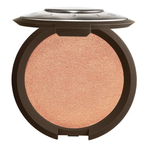 BECCA Shimmering Skin Perfector Pressed Highlighter Rose Gold (rosy pink with warm, gold pearl)