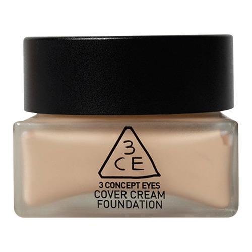3CE Cover Cream Foundation  Sand Beige