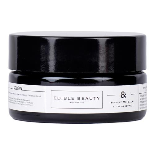 Edible Beauty & Soothe Me Balm