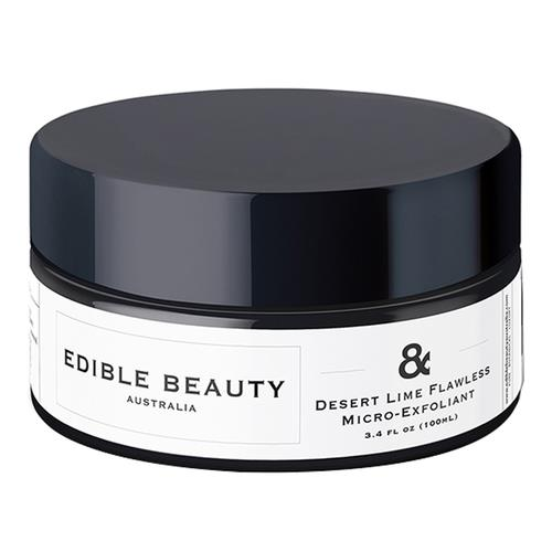 Edible Beauty & Desert Lime Flawless Face Polish