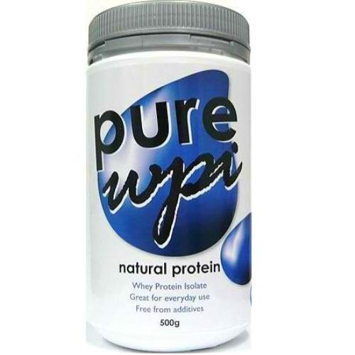 Vital Strength Pure Protein WPI Natural 500g