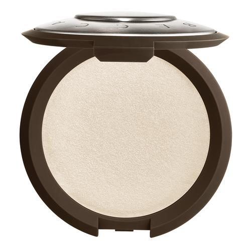 BECCA Shimmering Skin Perfector Pressed Highlighter Pearl (soft, luminescent white)