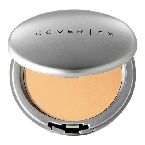 Cover FX Blotting Powder Medium: Completely sheer with a hint of warmth