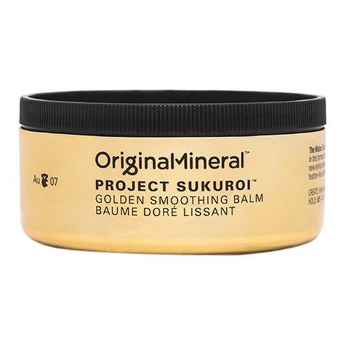 Original & Mineral Project Sukuroi Golden Smoothing Balm