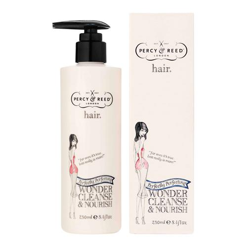 Percy & Reed Perfectly Perfecting Wonder Cleanse & Nourish 250ml