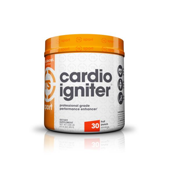 Top Secret Nutrition Cardio Igniter 30 Serves