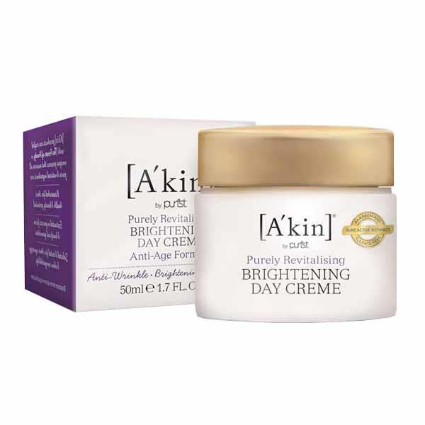 A'kin Purely Revitalising Brightening Day Creme 50mL