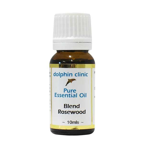 Dolphin Clinic Blend Rosewood - Pure Essential Oil 10ml