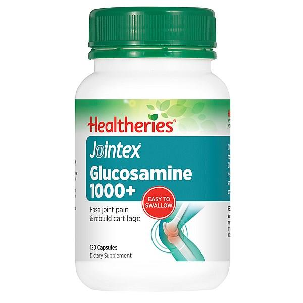 Healtheries Jointex Glucosamine 1000mg 120 capsules