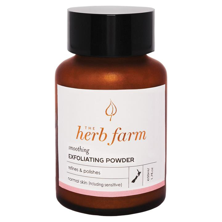 The Herb Farm Smoothing Exfoliating Powder 50ml