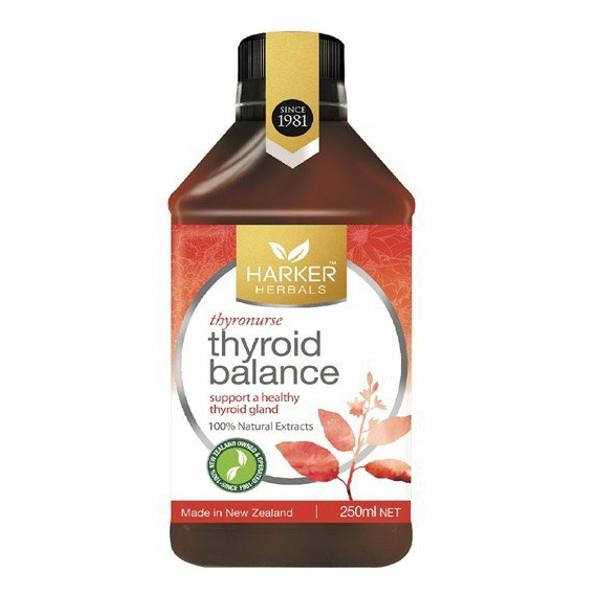 Harker Herbals Thyroid Balance (782) 250ml