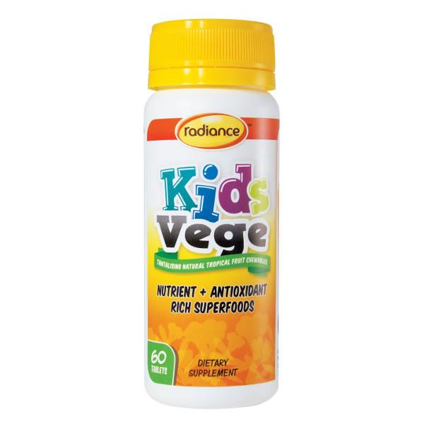 Radiance Kid's Vege 60 chewables
