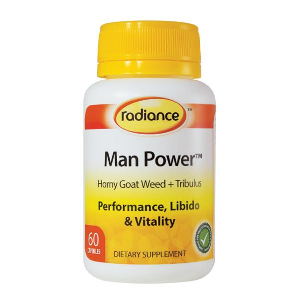 Radiance Man Power 60 capsules