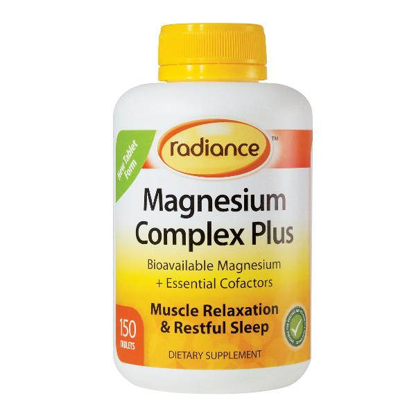 Radiance Magnesium Complex Plus 150 tablets
