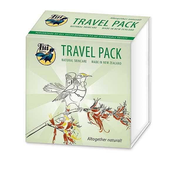 Tui Balms Travel Pack 4x 25gm