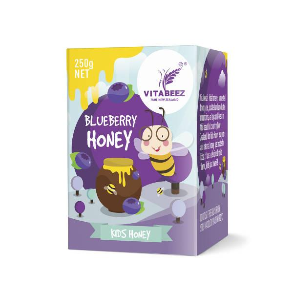 Vitabeez Kids Blueberry Honey 250gm