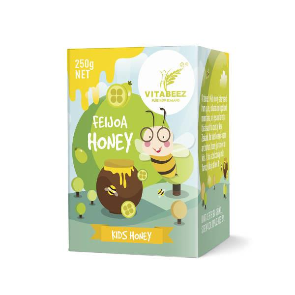 Vitabeez Kids Feijoa Honey 250gm