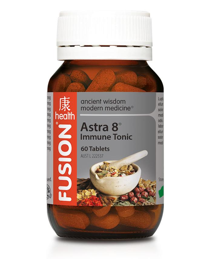 Fusion Health Astra 8 60 Tablets