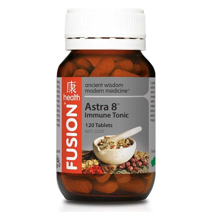 Fusion Health Astra 8 120 Tablets