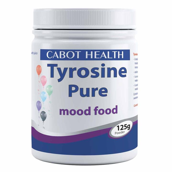 Cabot Health Tyrosine Mood Food 125g