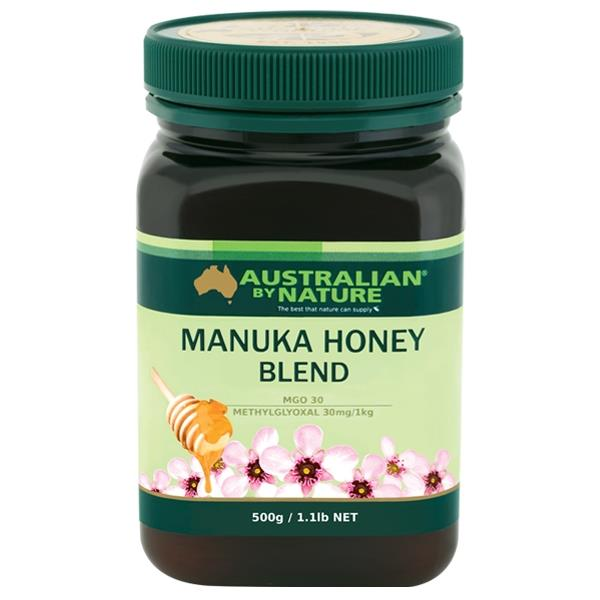 Australian By Nature Manuka Honey Blend (MGO 30) 500g
