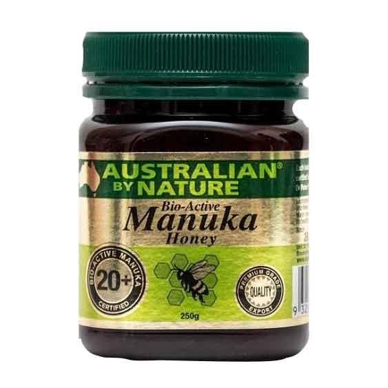 Australian By Nature Bio-Active Manuka Honey 20+ (MGO 800) 250g