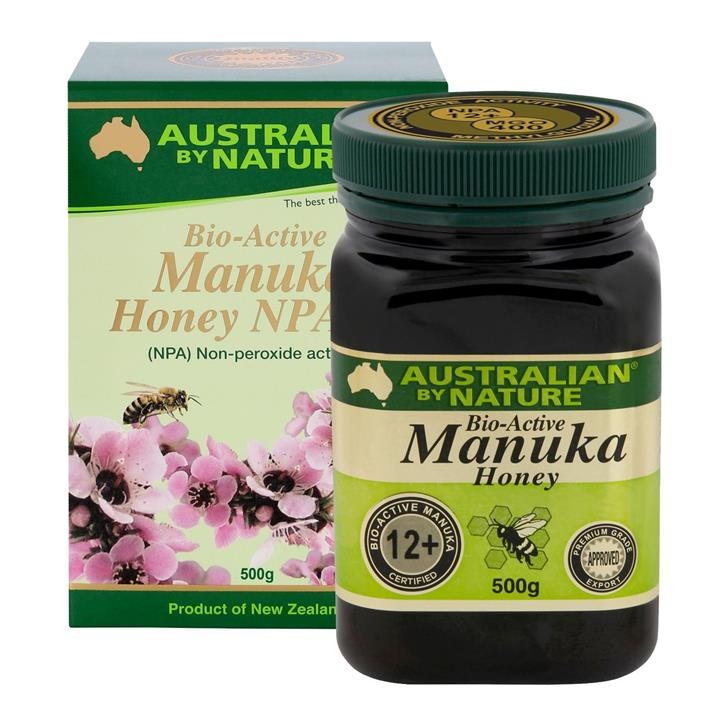 Australian By Nature Bio-Active Manuka Honey 12+ (MGO 400) 500g