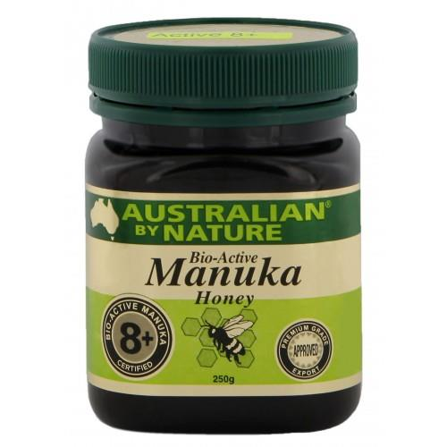 Australian By Nature Bio-Active Manuka Honey 8+ (MGO 200) 250g