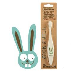 Biodegradable Toothbrush Bunny – Jack N Jill