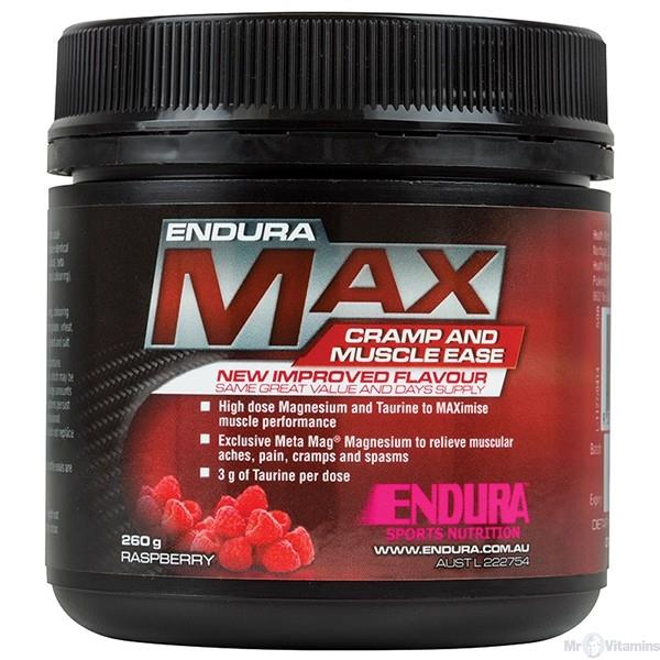 Endura Max Cramp and Muscle Ease 260g Citrus