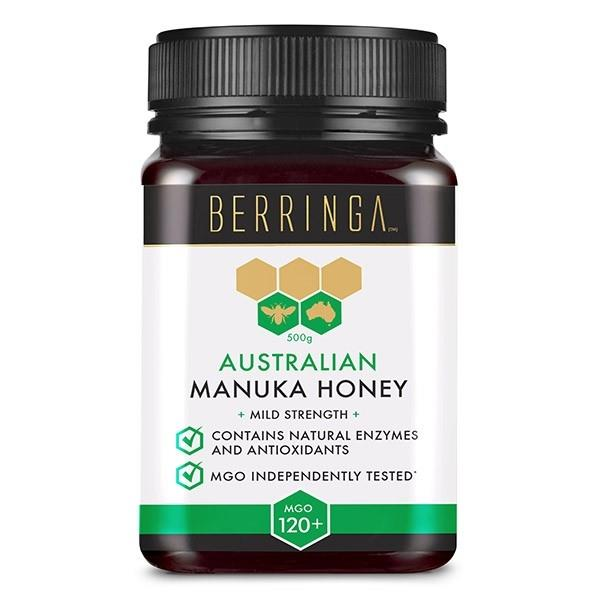Berringa Manuka Honey (120MGO) 500g