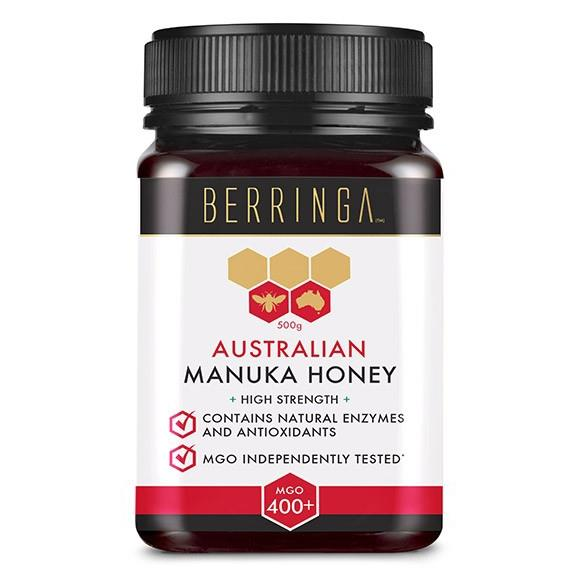 Berringa Manuka Honey (400MGO) 500g