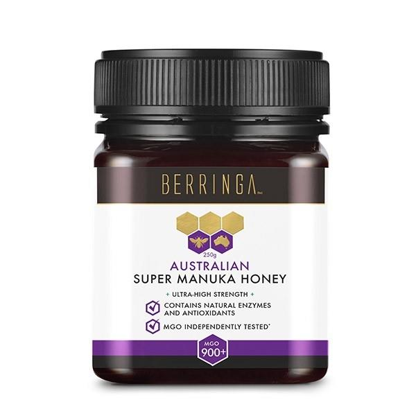 Super Manuka Honey (900+MGO) 250g – Berringa