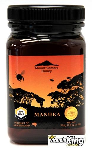 Manuka Honey UMF10+ 500g – Mount Somers
