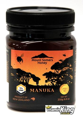 Manuka Honey UMF10+ 250g – Mount Somers