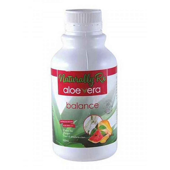 Aloe Vera Balance 80% 500ml - Naturally Rx
