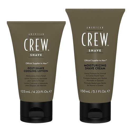 American Crew Package Shave Duo (Limited Edition)