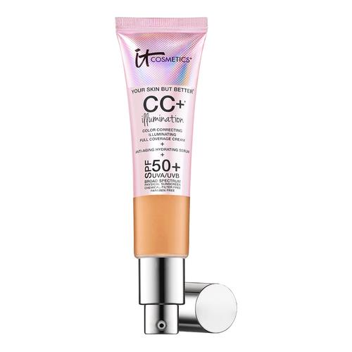 IT Cosmetics Cc+ Cream Illumination Spf 50+ Tan
