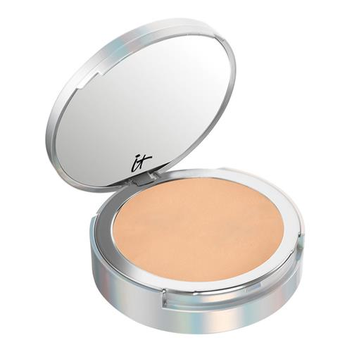 IT Cosmetics Your Skin But Better Cc+ Airbrush Perfecting Powder Spf 50+ Tan
