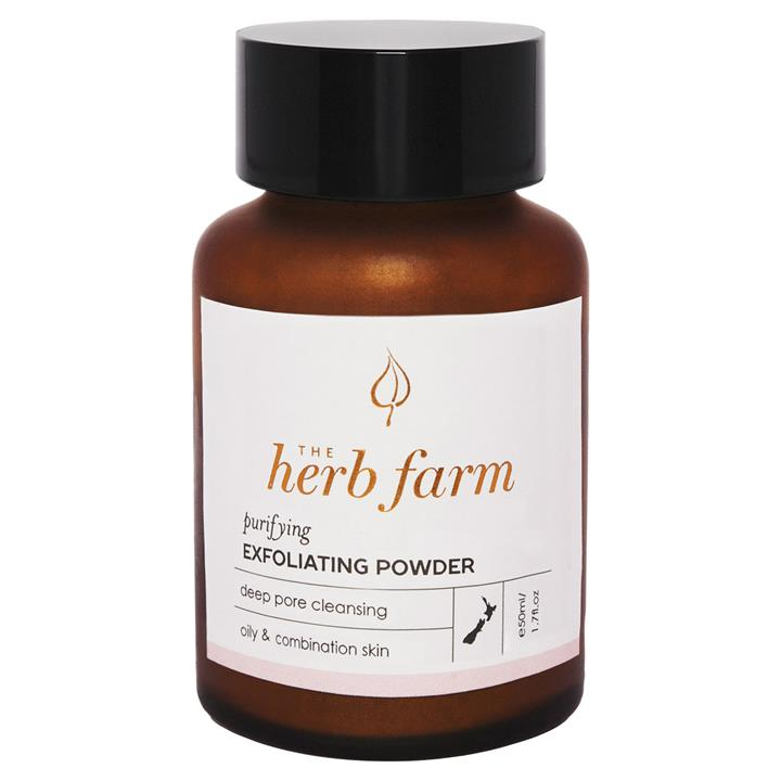 The Herb Farm Purifying Exfoliating Powder 50mL