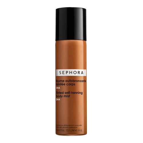 Sephora Collection Tinted Self Tanning Body Mist