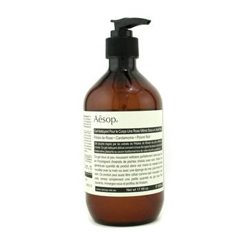 Aesop A Rose By Any Other Name Body Cleanser 500ml/17.99oz Skincare