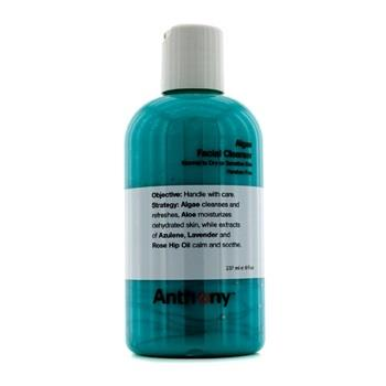 Anthony Logistics For Men Algae Facial Cleanser (Normal To Dry Skin) 237ml/8oz Men's Skincare