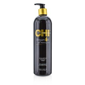 CHI Argan Oil Plus Moringa Oil Shampoo - Sulfate & Paraben Free 739ml/25oz Hair Care