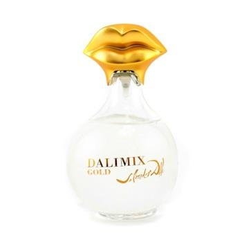 Salvador Dali Dalimix Gold Eau De Toilette Spray 100ml/3.4oz Ladies Fragrance