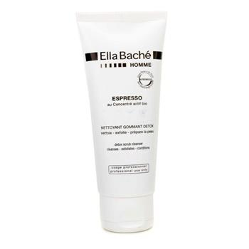 Ella Bache Detox Scrub Cleanser (Salon Size) 100ml/3.61oz Men's Skincare