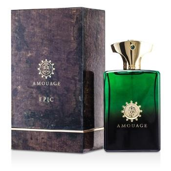 Amouage Epic Eau De Parfum Spray 100ml/3.4oz Men's Fragrance