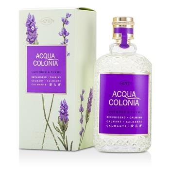 4711 Acqua Colonia Lavender & Thyme Eau De Cologne Spray 170ml/5.7oz Men's Fragrance