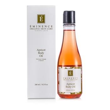 Eminence Apricot Body Oil 240ml/8.2oz Skincare