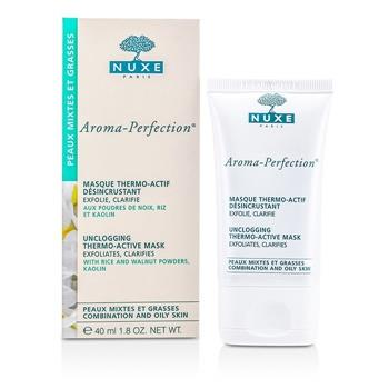 Nuxe Aroma Perfection Unclogging Thermo Active Masque (Combination and Oily Skin) 40ml/1.8oz Skincare